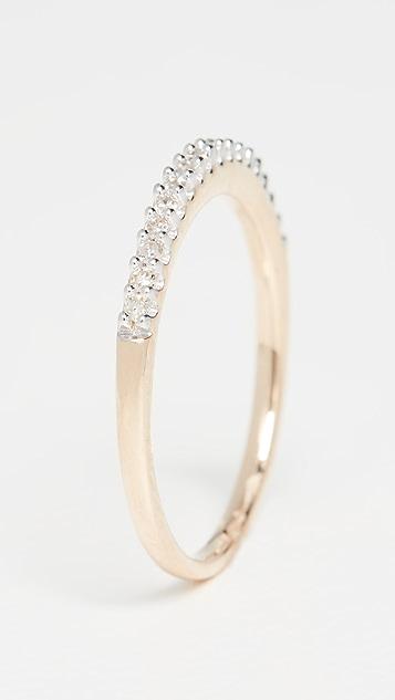 Adina Reyter 14k 密镶指环戒指