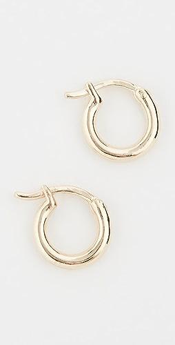 Adina Reyter - 14k Huggie Hoop Earrings