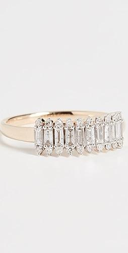 Adina Reyter - Stack Baguette Ring