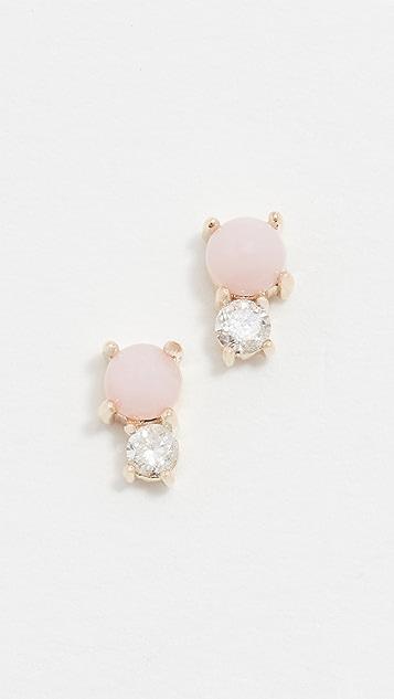 Adina Reyter Pink Opal and Diamond Amigos Posts