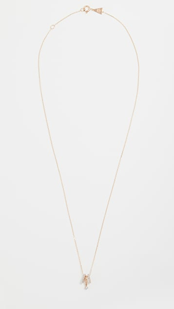 Adina Reyter Bead Party Solo Dance Party Necklace