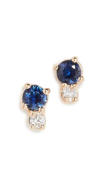 Adina Reyter Sapphire + Diamond Tiny Amigos Posts