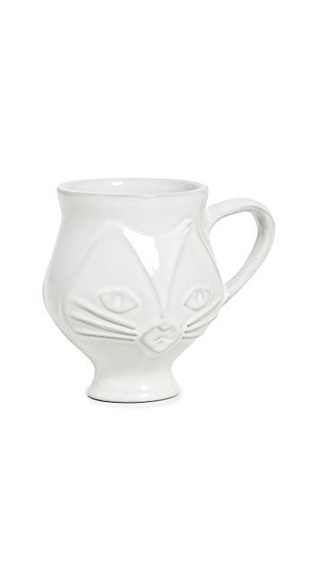 Jonathan Adler Utopia Cat 杯子