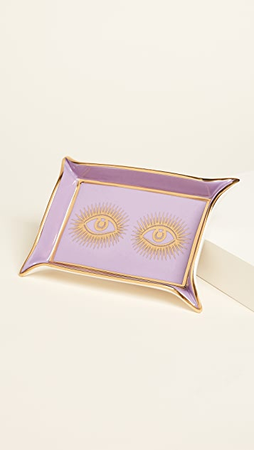 Eyes Valet Tray by Jonathan Adler