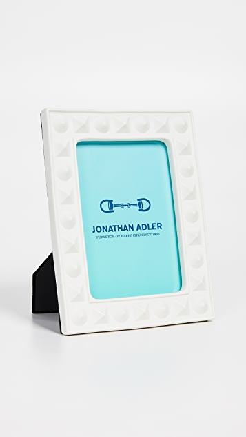 Jonathan Adler Charade Studded 5x7 Frame