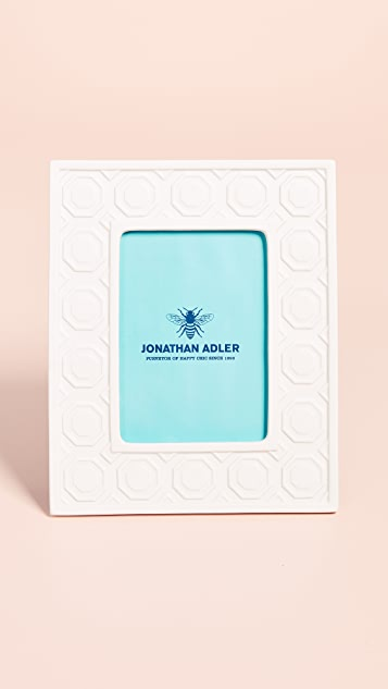 Jonathan Adler Charade Moulding 5x7 相框