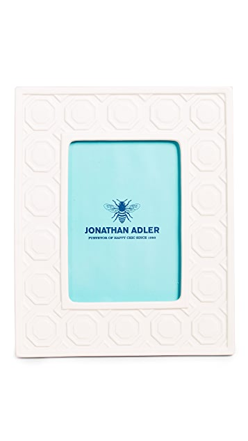 Jonathan Adler Фоторамка Charade Moulding 5x7