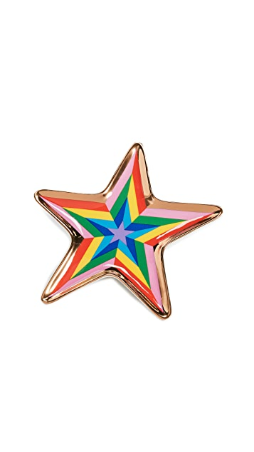 Jonathan Adler Technicolor Star Trinket Tray
