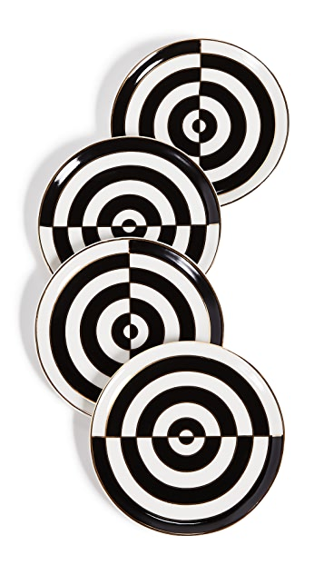Jonathan Adler Op Art Coasters