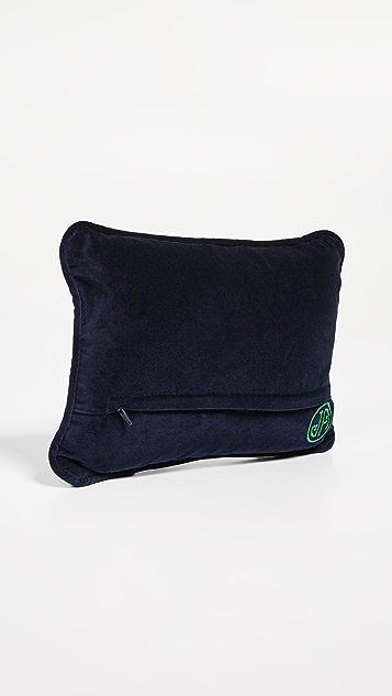 Jonathan Adler Bestie Worstie Pillow