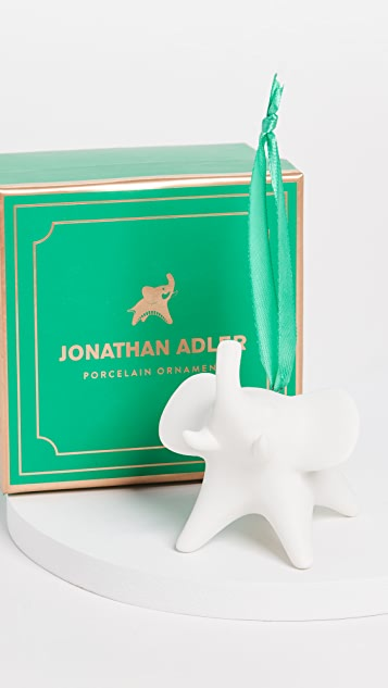 Jonathan Adler Elephant Ornament