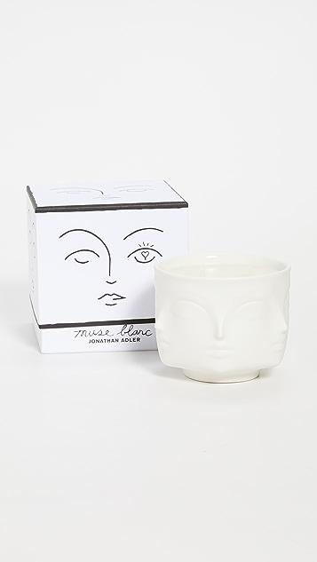Jonathan Adler Muse Blanc Candle
