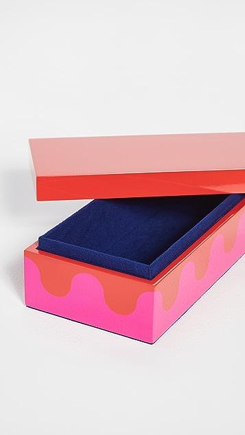 Jonathan Adler Ripple Box - Small