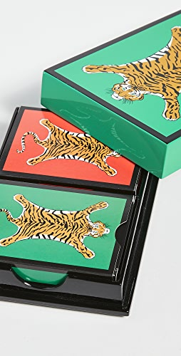 Jonathan Adler - Tiger Lacquer Card Set