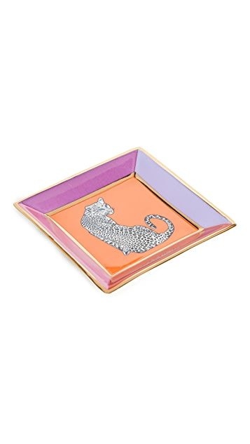 Jonathan Adler Safari Square Tray
