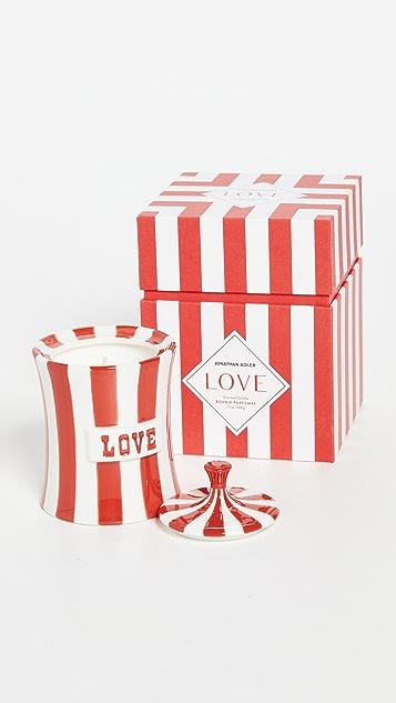 Jonathan Adler Vice Candle - Love