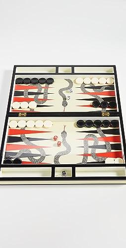 Jonathan Adler - Snake Backgammon Set