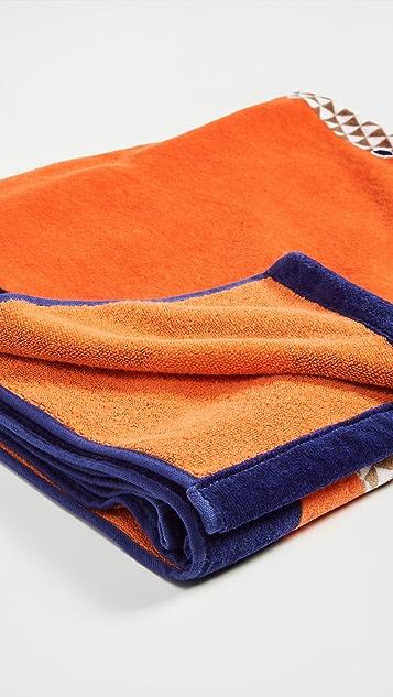 Jonathan Adler Snake Beach Towel
