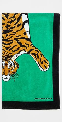 Jonathan Adler - Tiger Beach Towel