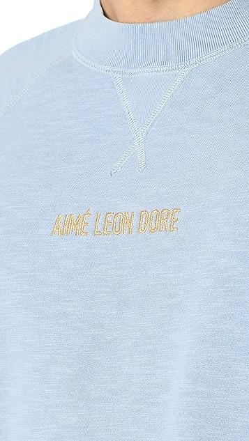 Aime Leon Dore Crew Neck Sweatshirt