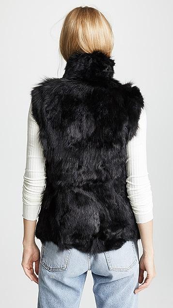Adrienne Landau Luxe Vest