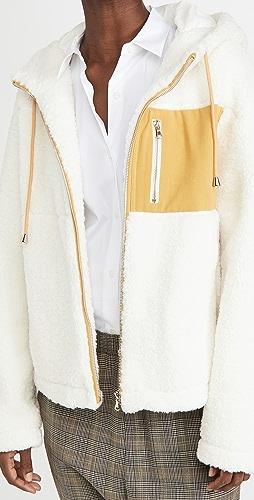 Adrienne Landau - Faux Fur Coat