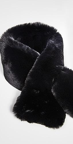 Adrienne Landau - Faux Fur Scarf