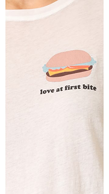 A Fine Line Love At First Bite Tee