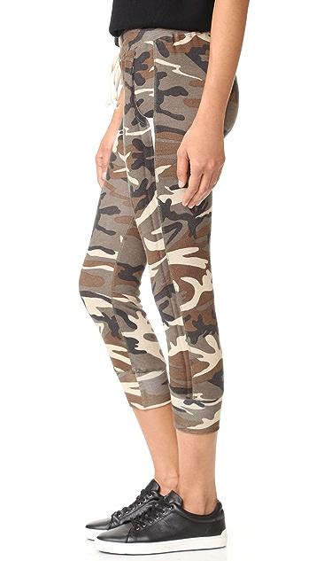 A Fine Line Varsity Pants