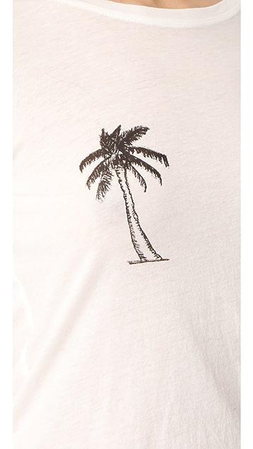 A Fine Line Palm Trees Tee