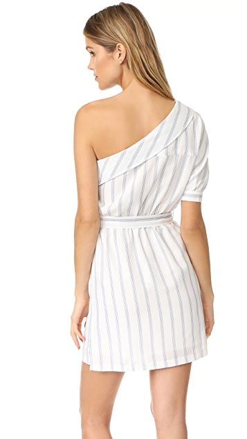 After Market One Shoulder Dress