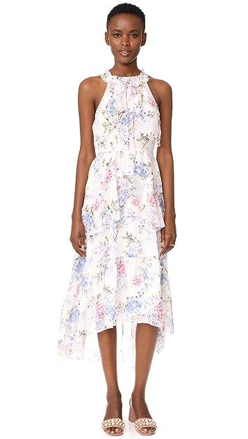 After Market Floral Maxi Dress