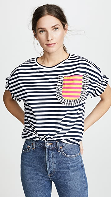 After Market Stripe Top