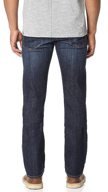 AG Protégé Straight Leg Jeans