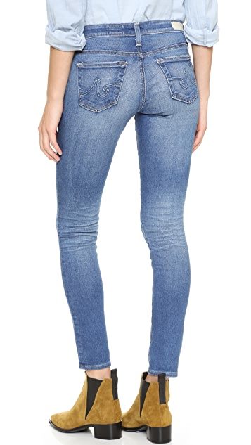 AG Legging Ankle Jeans
