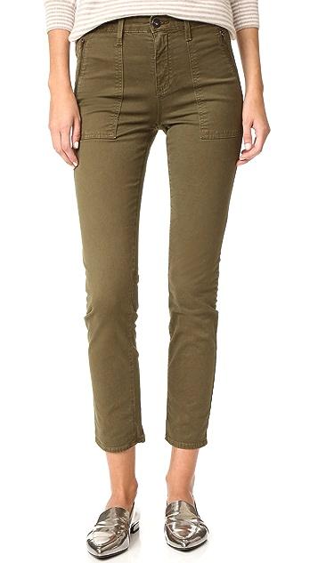 AG The Kinsley Utilitarian Modern Skinny Jeans
