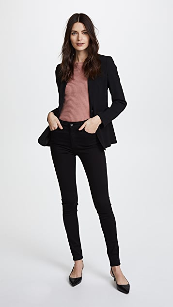 AG Superior Stretch Farrah High Rise Jeans