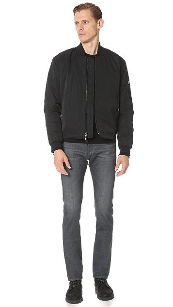 AG The Matchbox Slim Straight Jeans