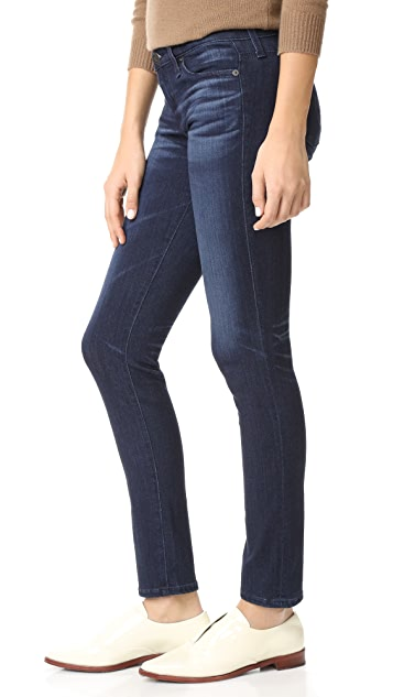 AG The Stilt Cigarette Jeans