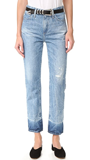 AG The Phoebe High Waisted Jeans