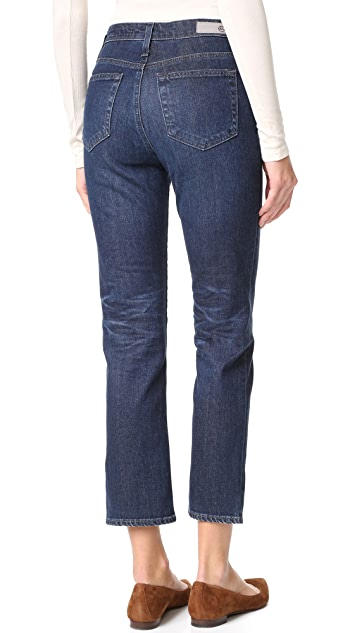AG The Isabelle Crop Jeans