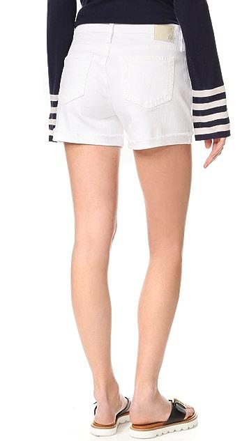AG The Hailey Slouchy Shorts