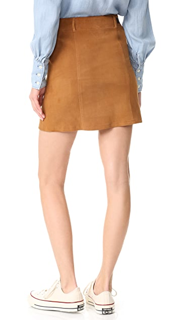 AG The Juliette Skirt