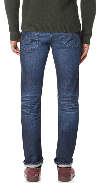 AG 8 Years Packwood Matchbox Jeans