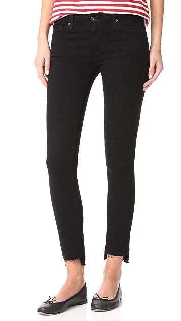 AG Legging Ankle Jeans - Black Ink