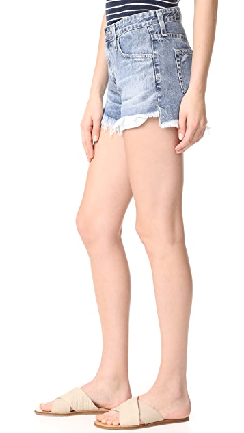 AG The Sadie High Rise Shorts