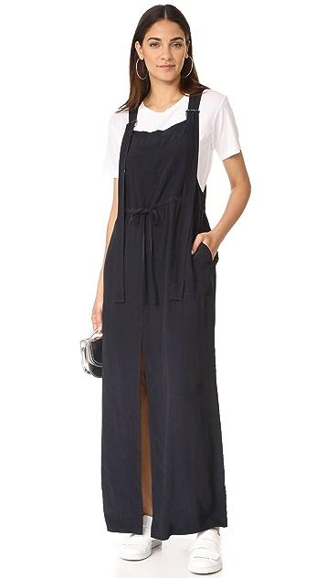 AG Linnea Overall Dress