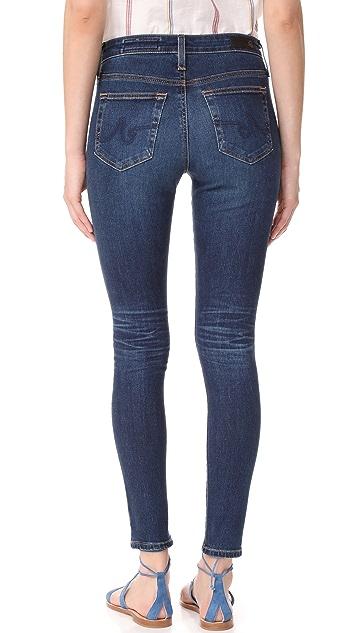 AG The Farrah Skinny Ankle Jeans