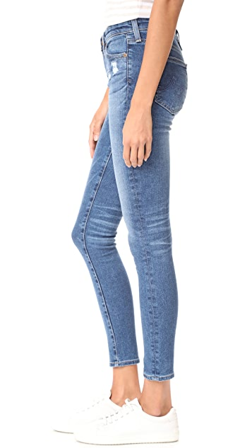 AG The Middi Ankle Jeans