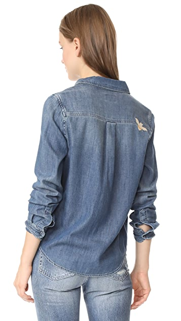 AG Joanna Pocket Shirt